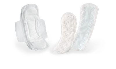 Panty liners and other femcare products